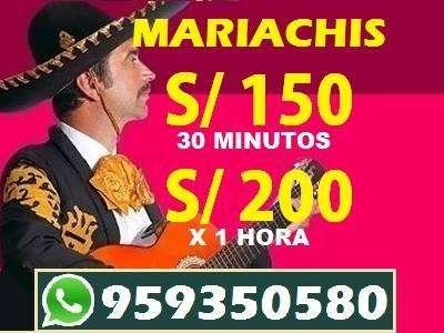 Oferta Mariachis Piura Wp: 958334710