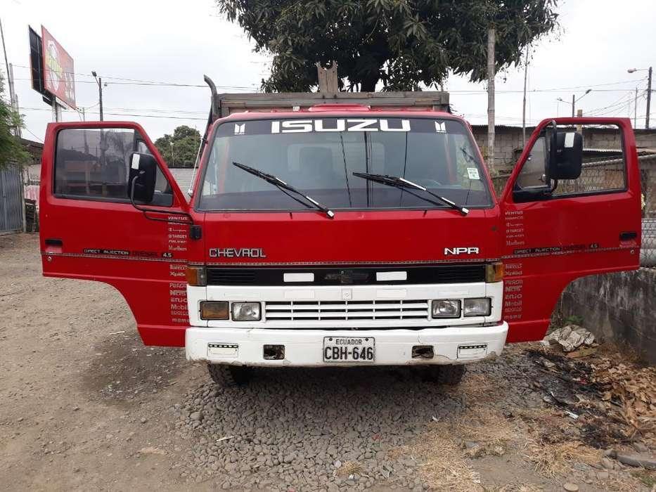 Vendo Camión Chevrolet Npr