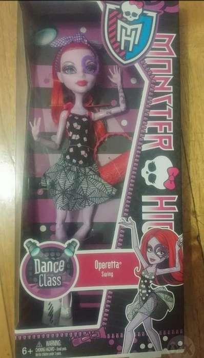 Monster High Nueva