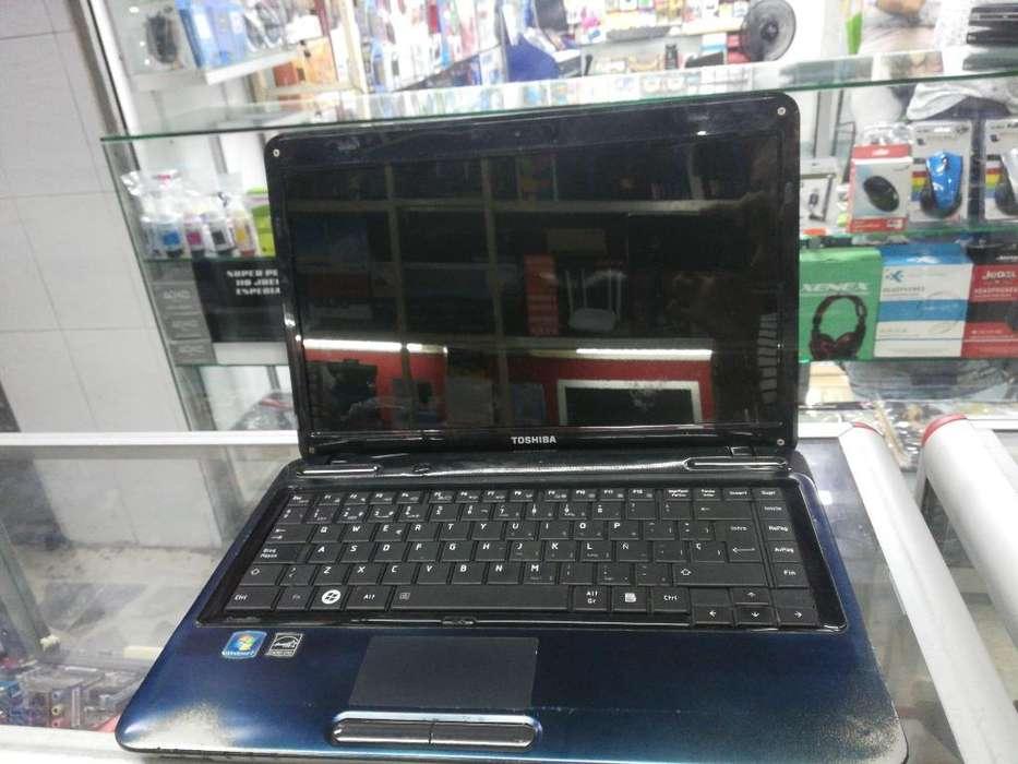 Portatil Procesador Core I5 Toshiba