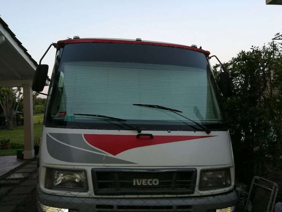 Motorhome Iveco Daily 5912
