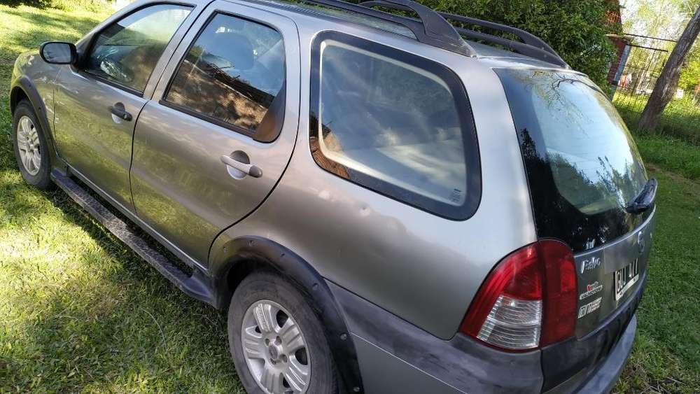 Fiat Palio Adventure 2008 - 206548 km