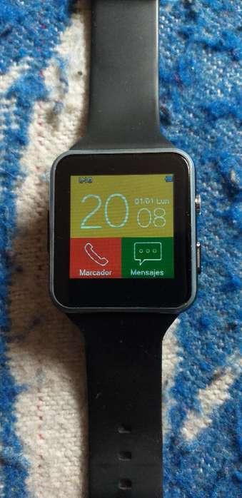 Vendo Reloj Smart Wach en Buen Estado