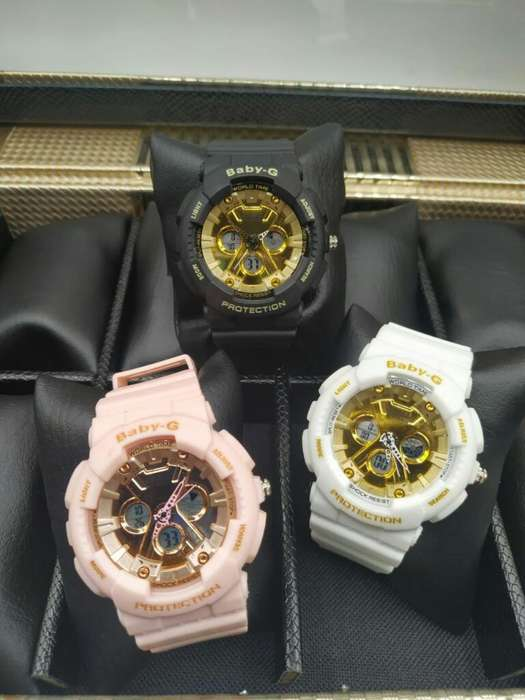 Relojes Casio Baby G para Mujer