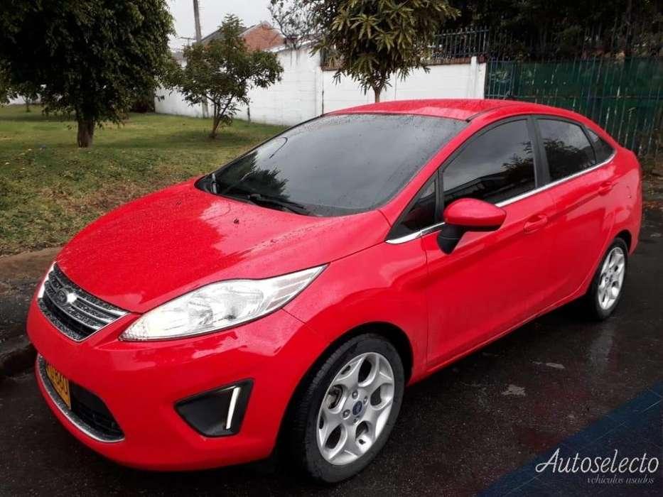 Ford Fiesta  2012 - 91000 km