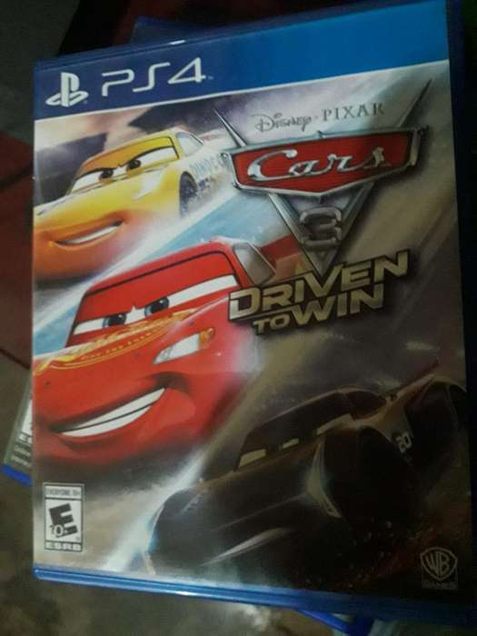Cars Ps4