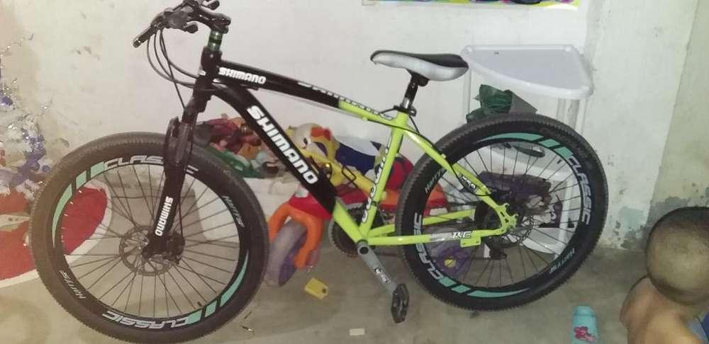 Vendo O Cambio Bicicketa Shimano Bella