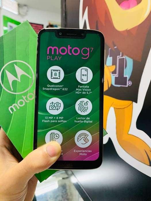 Moto G7 Play Nuevos