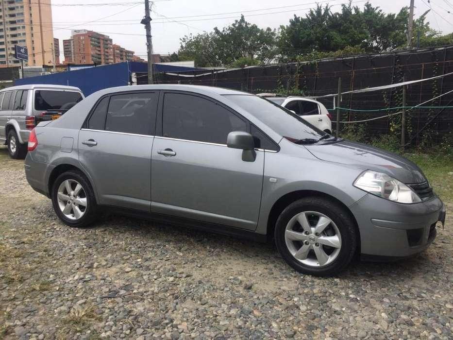Nissan Tiida 2012 - 81600 km