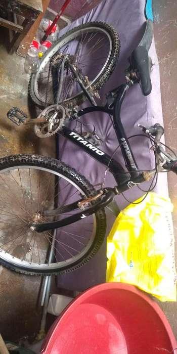 Bicicleta Buen estado poco uso