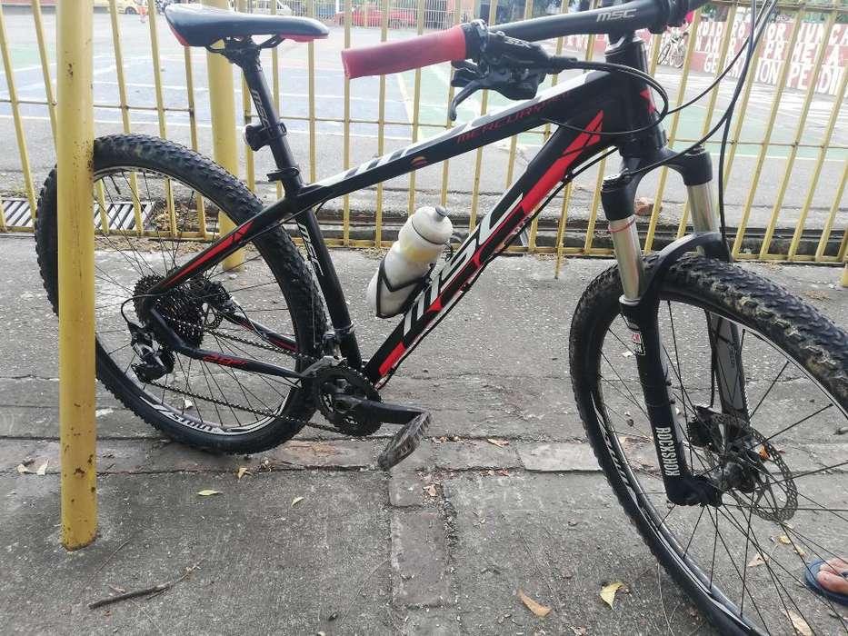 Vendo Bicleta Msc Rin 29