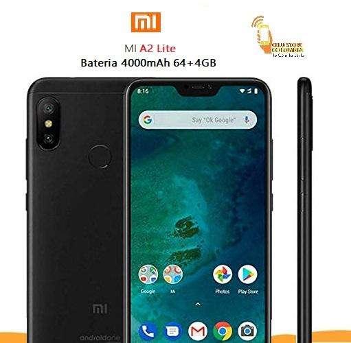 Xiaomi A2 Lite 64gb Dúos, 4g Lte, TIENDA FISICA, NUEVO Y ORIGINAL, CON FACTURA LEGAL