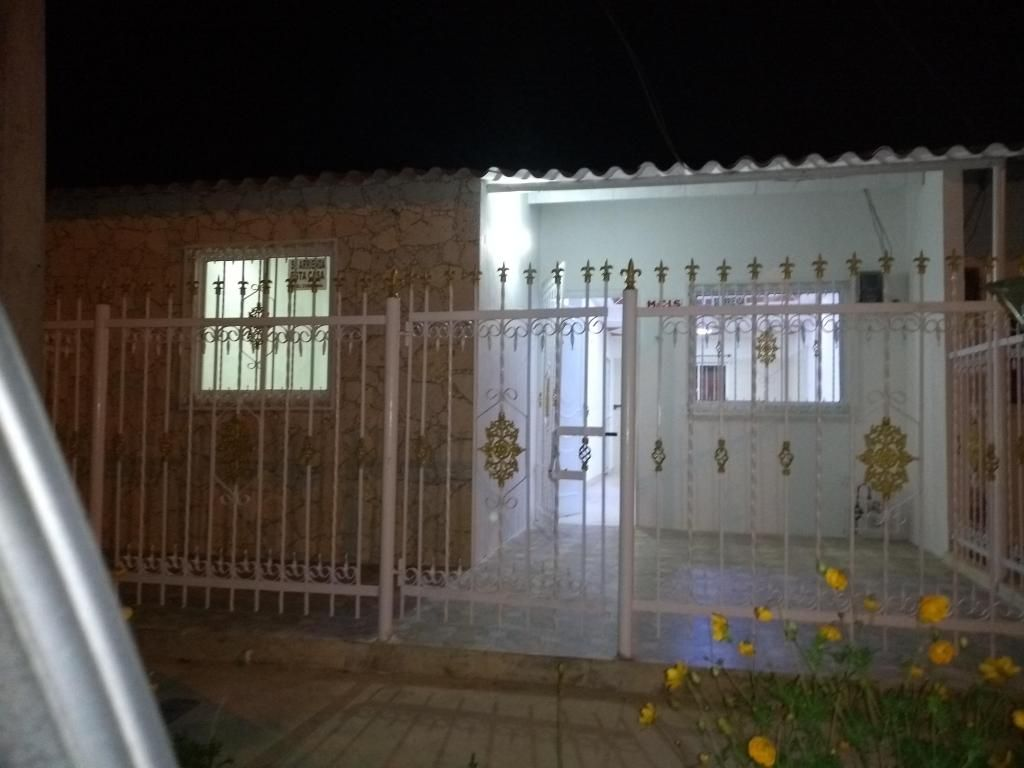 Arriendo casa en Turbaco bolivar