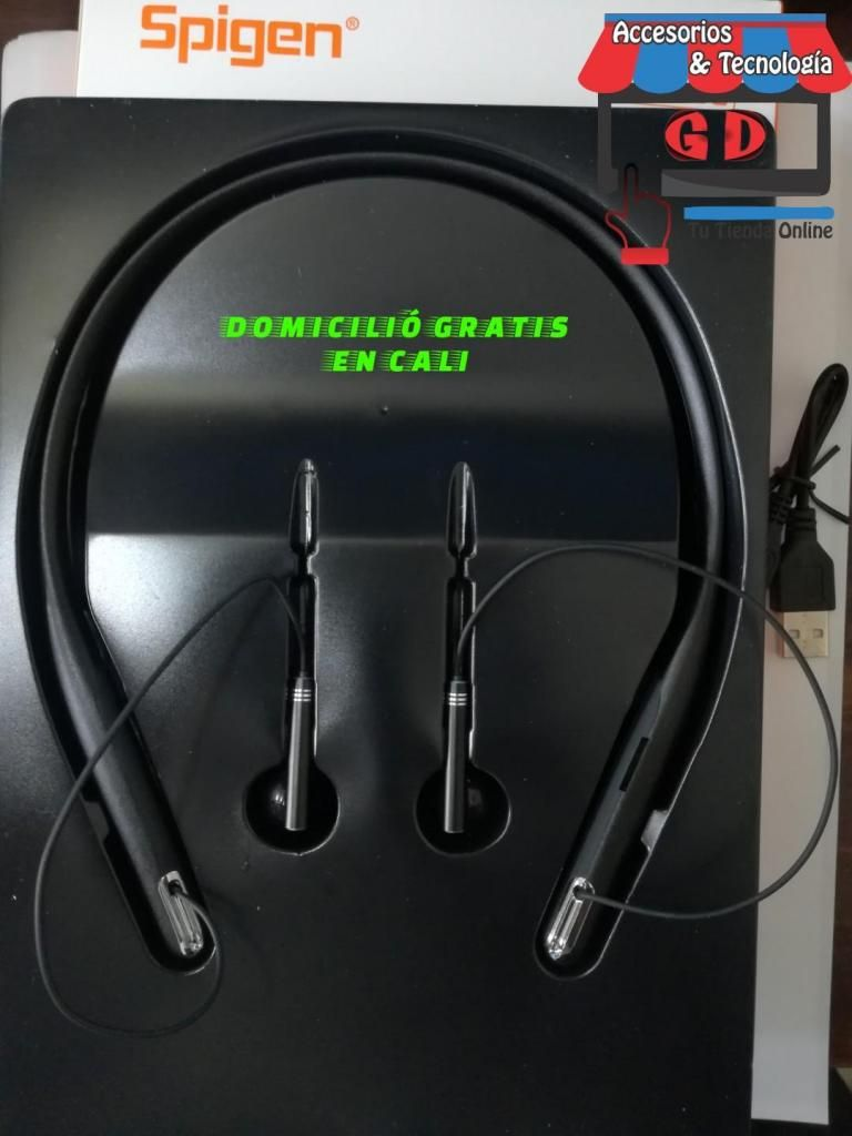 Audífono Bluetooth Collar DOMICILIO GRATIS EN CALI