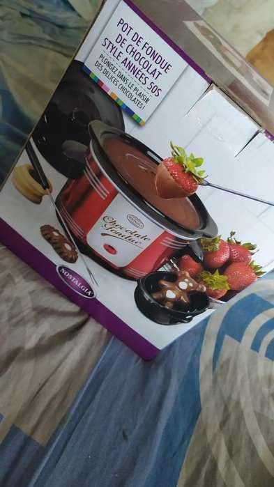 Maquina de Fondue para Chocolate