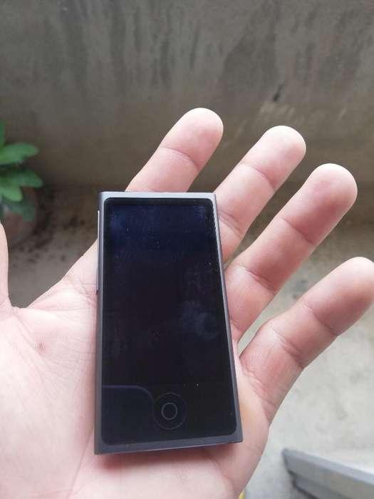 Vendo iPod Nano 7g de 16gb
