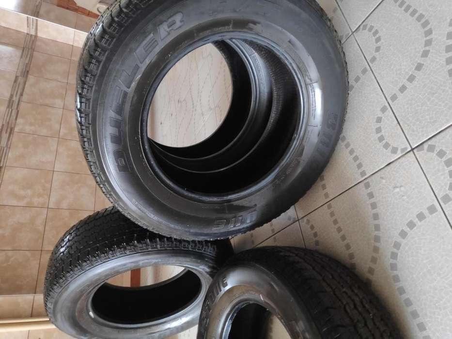 Kit x4 o x2 <strong>neumatico</strong>s Bridgestone 265/65 R17 112s