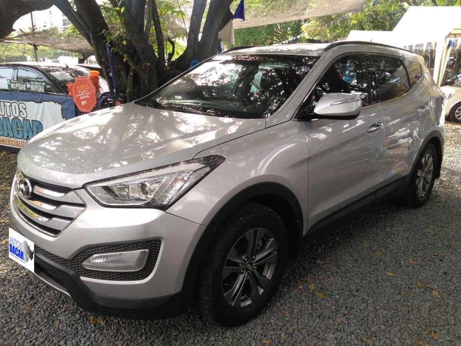 Hyundai Santa Fe 2014 - 82123 km