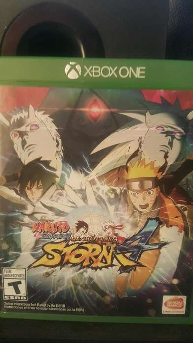 Naruto Shippuden Xbox One