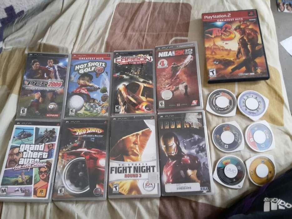 Juegos D Psp Sony Originales