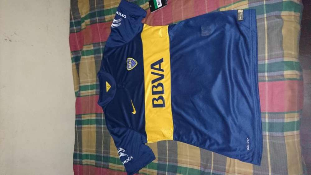 Camiseta Titular Boca Juniors Match 2015