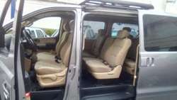 Hyundai H1 2012.