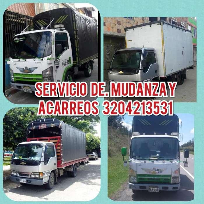 Transporte a Nivel Nacional 3204213531