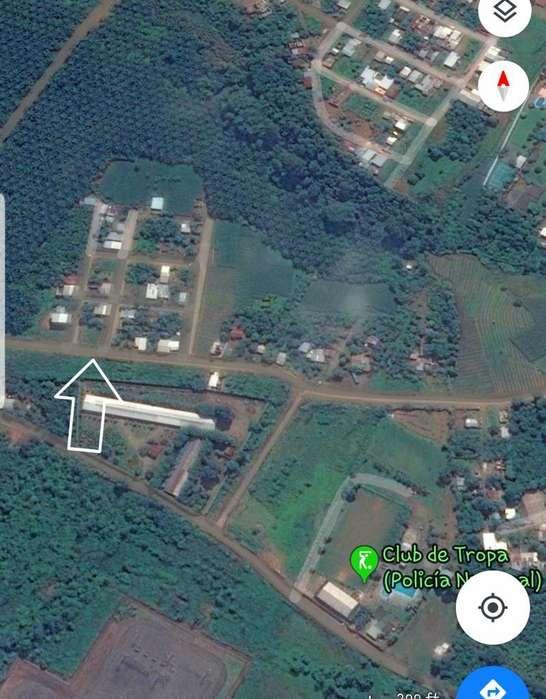 Solar Parroquia El Guayacan 300 M2