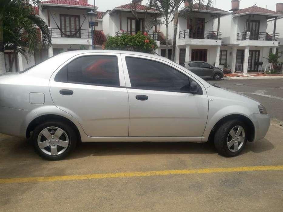 Chevrolet Aveo 2012 - 125000 km