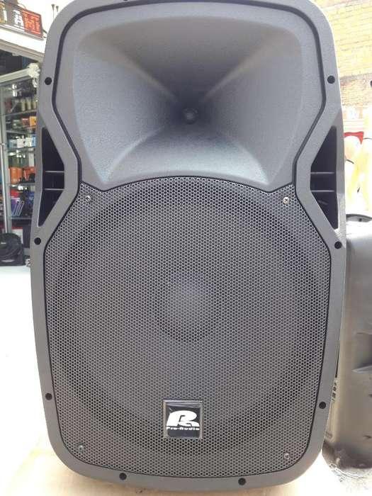 Bafle Amplificado de 15 tr15a-ii