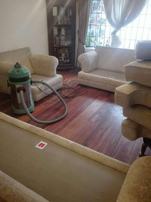 Ofrezco Lavado Garantizado en Muebles