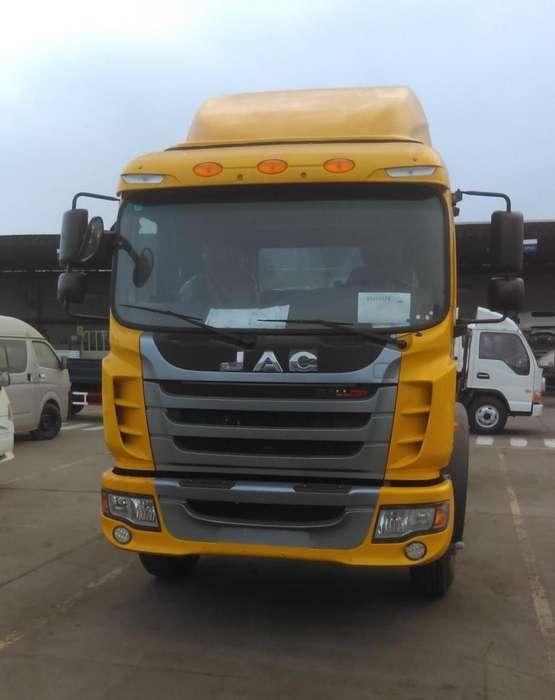 Camión JMC HFC 1161 de 13 Toneladas