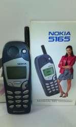 Celular Nokia 5165 en caja completo