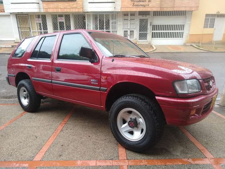 Chevrolet Rodeo 2001 - 100 km