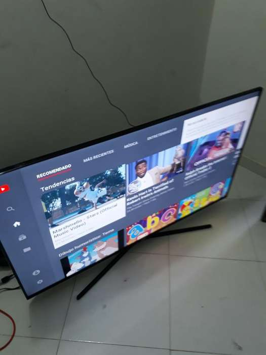 Smart Tv Samsung 55 Pul Tdt Fhd