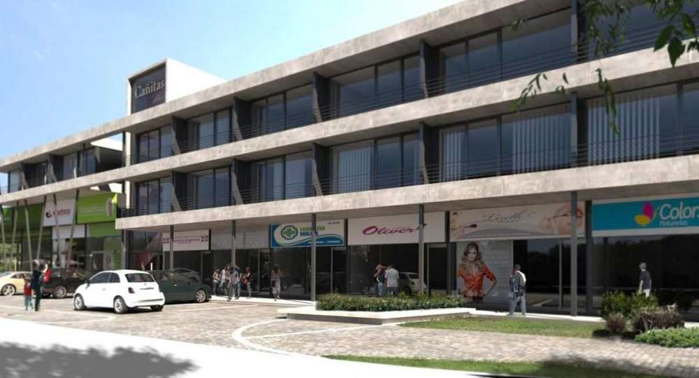 Oficina en alquiler en Cañitas Mall (ingreso a Barrio Cañitas)
