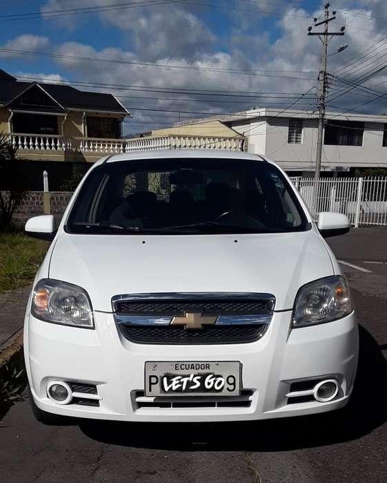 Chevrolet Aveo 2015 - 91500 km
