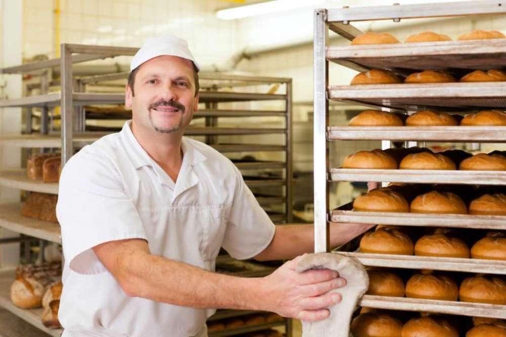 auxiliar de panaderia