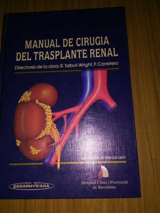 LIBRO DE MEDICINA NEFROLIGIA y transplante