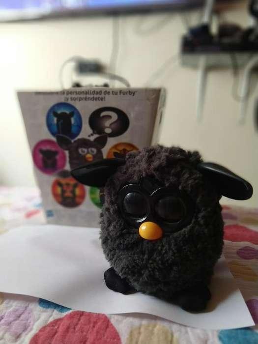Vendo Furby Personalidad Única .