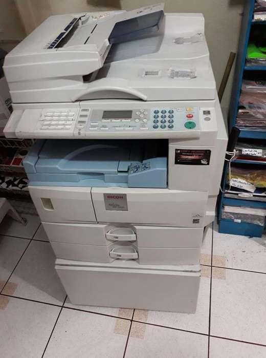VENDO <strong>impresora</strong> RICOH AFICIO MP 2500