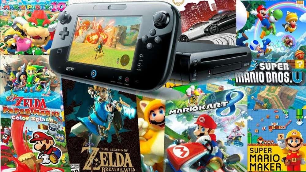 Wii U Juegos Originales Wiiu