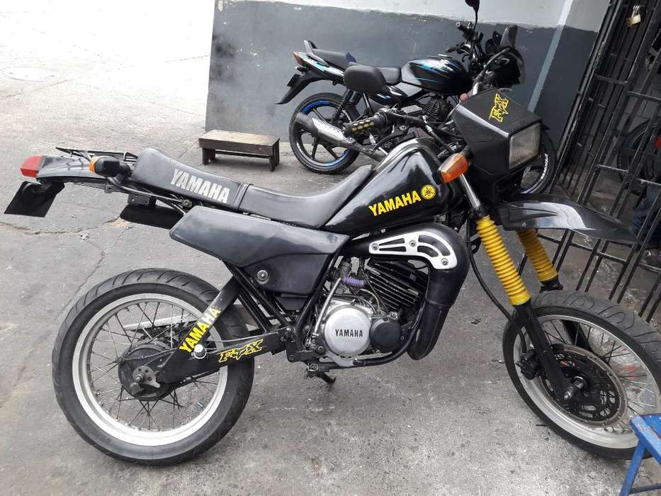 Moto <strong>yamaha</strong> Dt 125
