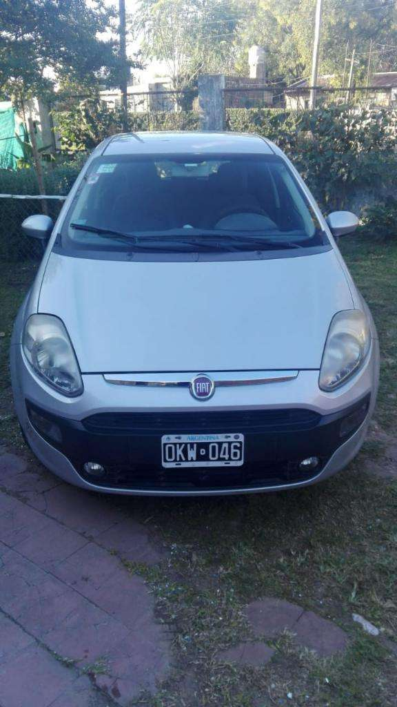 Fiat Punto 2014 Attractive Pack