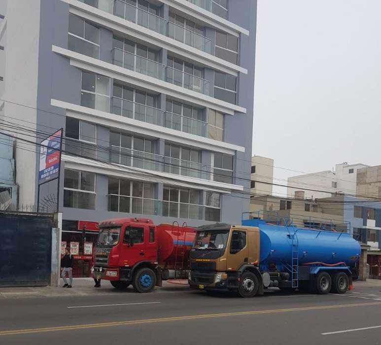 Transporte de Agua San Cristóbal