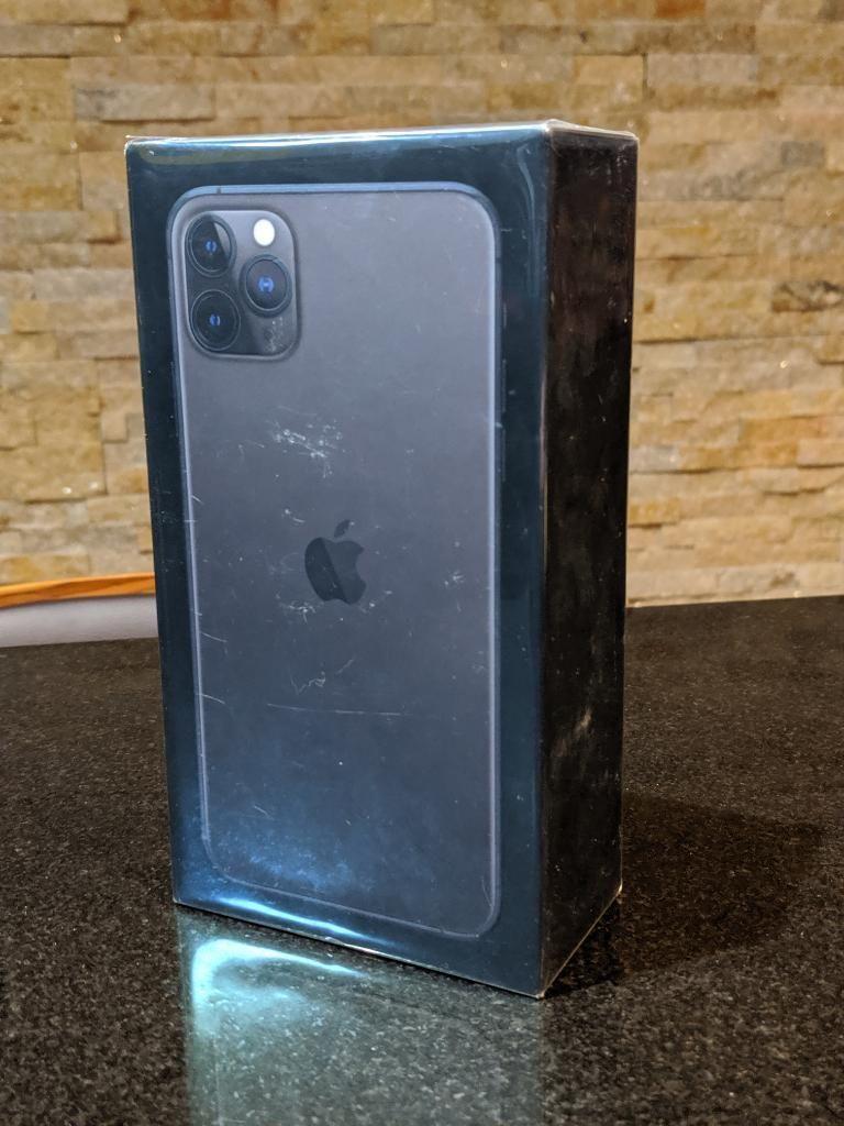 iPhone 11 Pro Max 256gb, Nuevo Sellado.