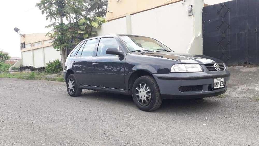 Volkswagen Gol 2003 - 3000 km