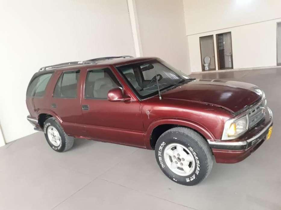 Chevrolet Blazer 1995 - 2531 km