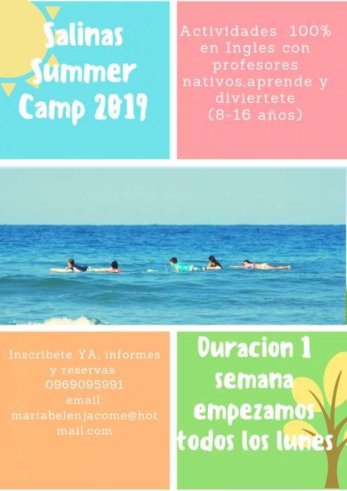Campamento de Verano Salinas 2019