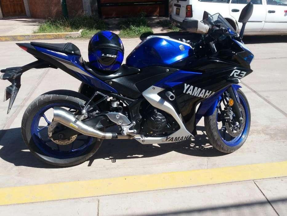 Vendo Mi Yamaha R3 Año 2015